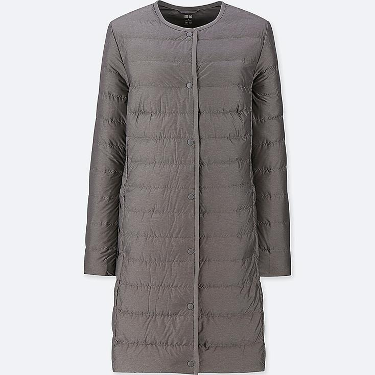 WOMEN ULTRA LIGHT DOWN COMPACT COAT | Tuggl