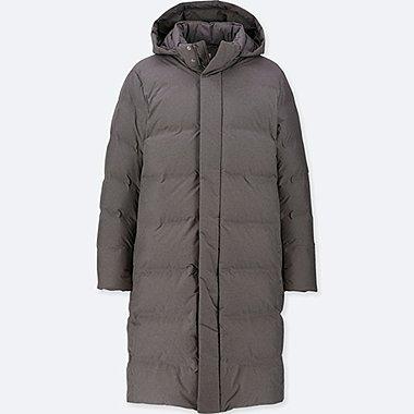 men seamless down long coat uniqlo us