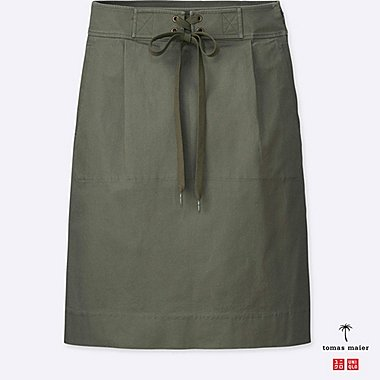 WOMEN Tomas Maier CHINO SKIRT