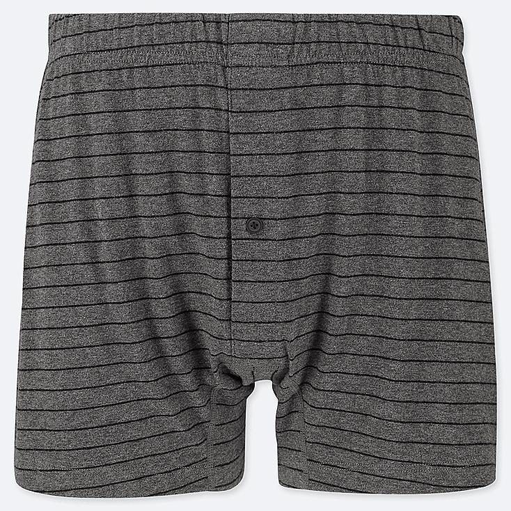 66f841a20da MEN KNIT STRIPED BOXER TRUNKS
