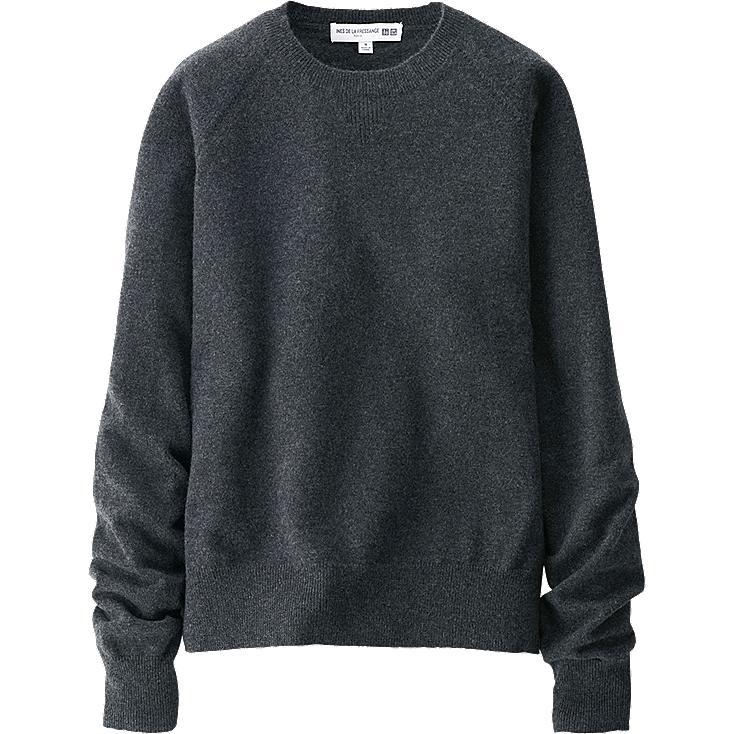 WOMEN Ines Cashmere Crew Neck Sweater