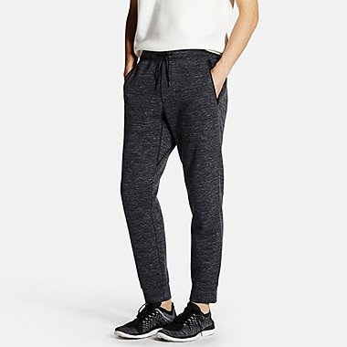 Mens DRY Stretch Sweatpants, DARK GRAY, medium