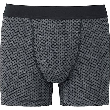 MEN Supima Cotton Soft Band Trunks