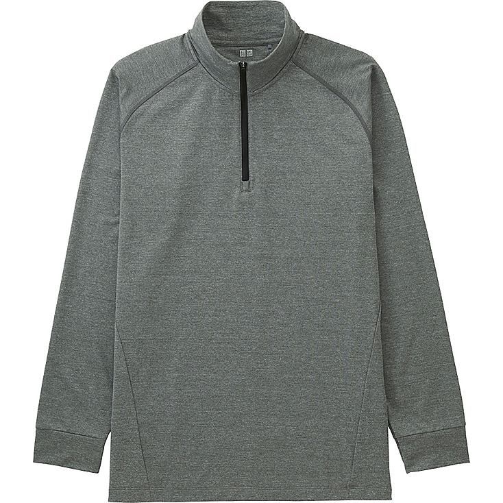 T-Shirt DRY Demi-Zippé HOMME