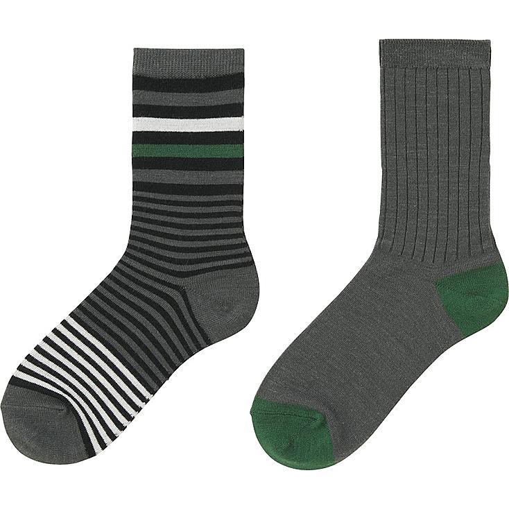 JUNGEN HEATTECH Socken 2 Paar