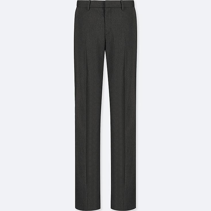 pantalon stretch femme uniqlo. Black Bedroom Furniture Sets. Home Design Ideas