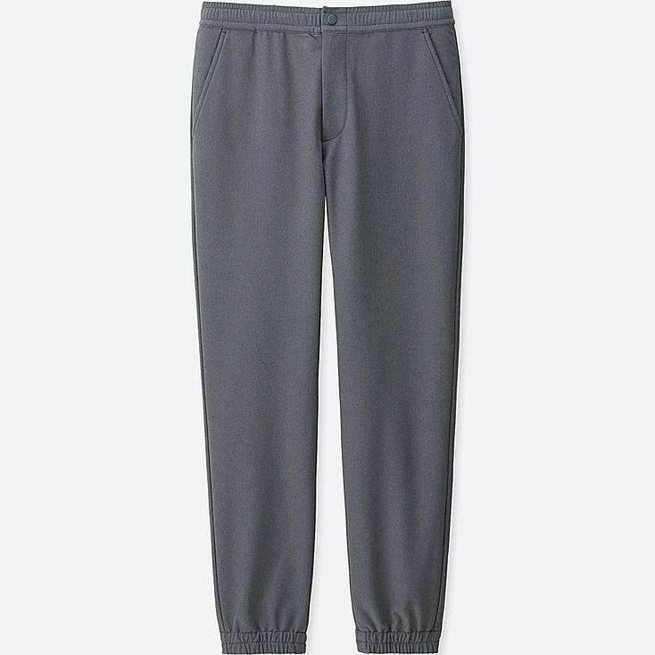 MEN JOGGER PANTS (ULTRA STRETCH), DARK GRAY, large