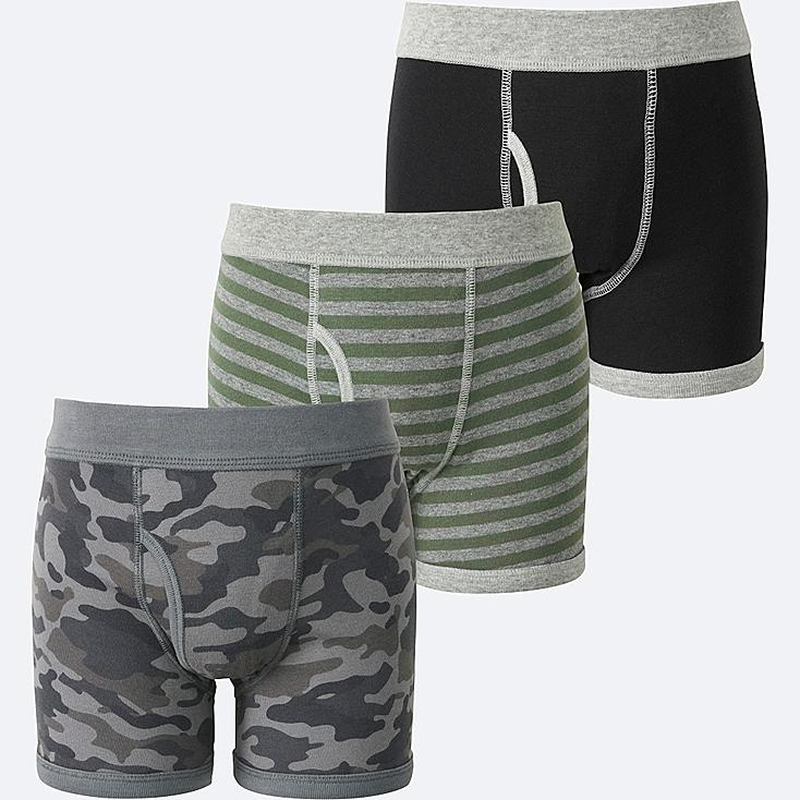 BOYS Trunks - 3 Pack