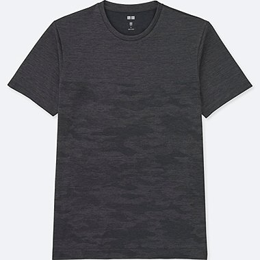 MEN Dry EX Short Sleeve Crew Neck T-Shirt