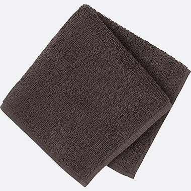 MINI TOWEL, DARK GRAY, medium