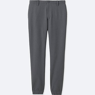 MEN JOGGER PANTS (ULTRA STRETCH), DARK GRAY, medium
