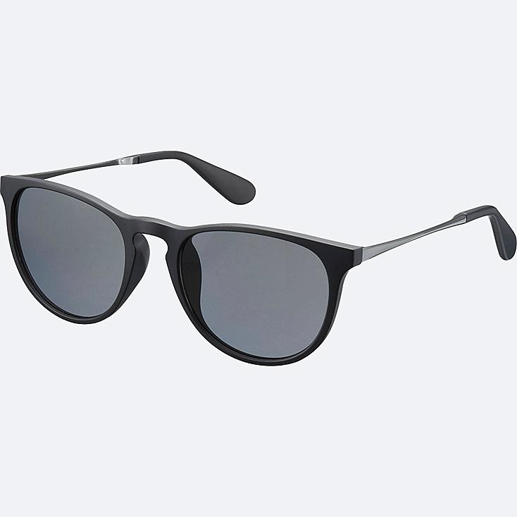 COMBINATION SUNGLASSES, DARK GRAY, large