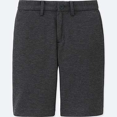 BOYS COMFORT KNEE LENGTH PANTS, DARK GRAY, medium