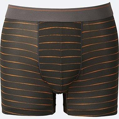 MEN AIRism Mesh Trunks