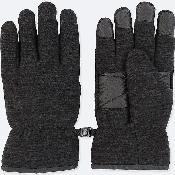 MEN HEATTECH LINING FLEECE GLOVES