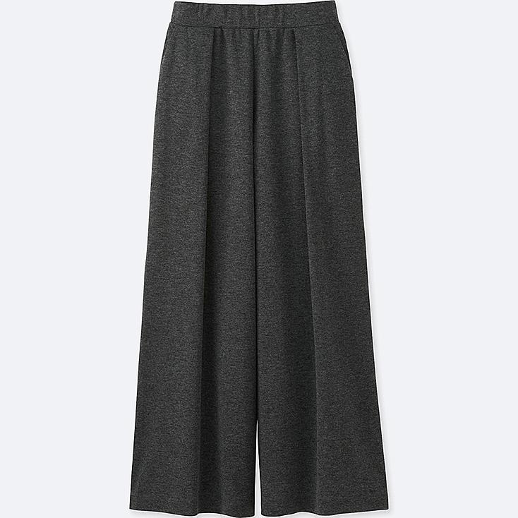 pantalon ample femme uniqlo. Black Bedroom Furniture Sets. Home Design Ideas