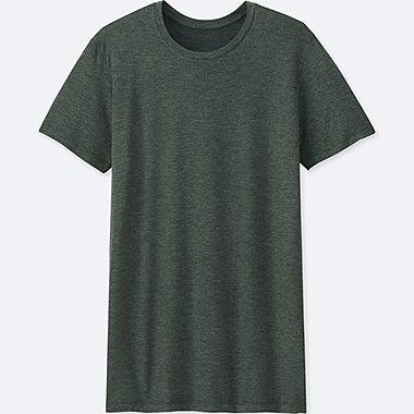 HEATTECH Camiseta Manga Corta Cuello Redondo HOMBRE