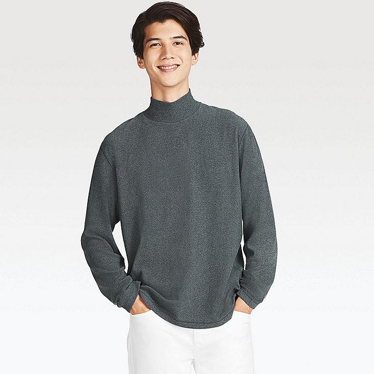 Find mock neck long sleeve t-shirt at ShopStyle. Shop the latest collection of mock neck long sleeve t-shirt from the most popular stores - all in one.