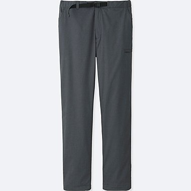 MEN BLOCKTECH WARM-LINED PANTS, DARK GRAY, medium