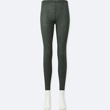 DAMEN HEATTECH LEGGINGS