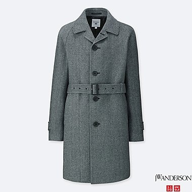 MEN J.W.ANDERSON TWEED COAT