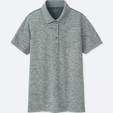 WOMEN DRY-EX POLO SHIRT