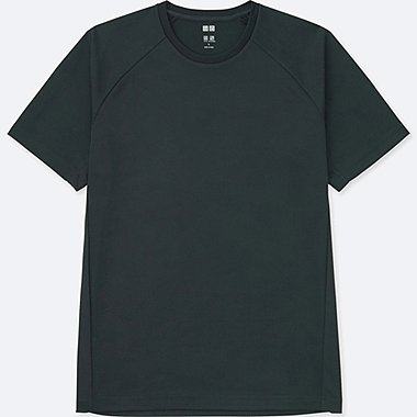 MEN DRY-EX SHORT SLEEVE T-SHIRT