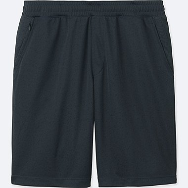 MEN DRY-EX KNEE LENGTH PANTS
