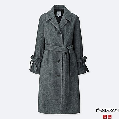 WOMEN J.W.ANDERSON TWEED COAT