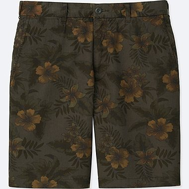 MEN CHINO SHORTS, DARK GRAY, medium