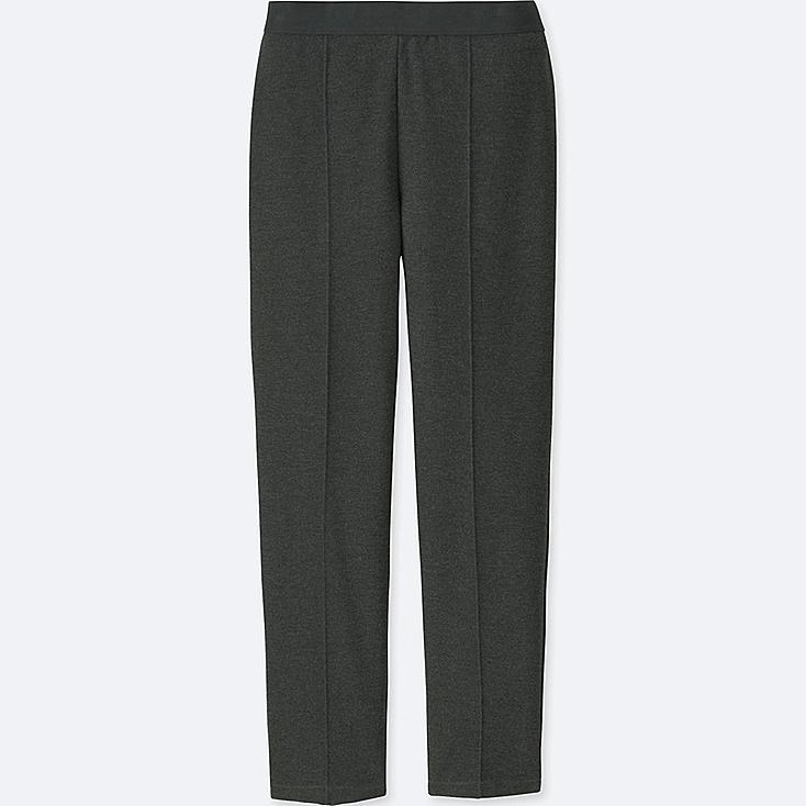 WOMEN PONTE SLIM PANTS | Tuggl