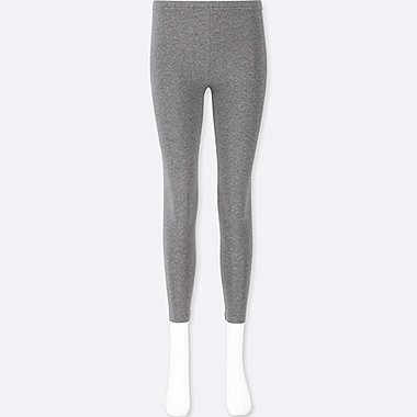 WOMEN LEGGINGS, DARK GRAY, medium