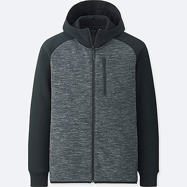 SWEAT ZIPPÉ À CAPUCHE DRY STRETCH HOMME