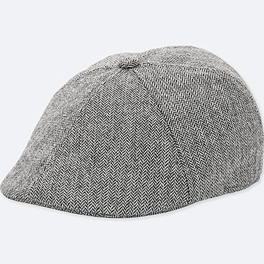 DRIVING CAP, DARK GRAY, medium