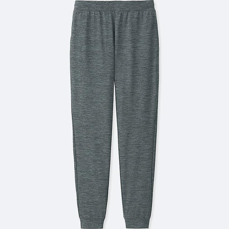 WOMEN DRY-EX ULTRA STRETCH ANKLE-LENGTH PANTS at UNIQLO in Brooklyn, NY | Tuggl