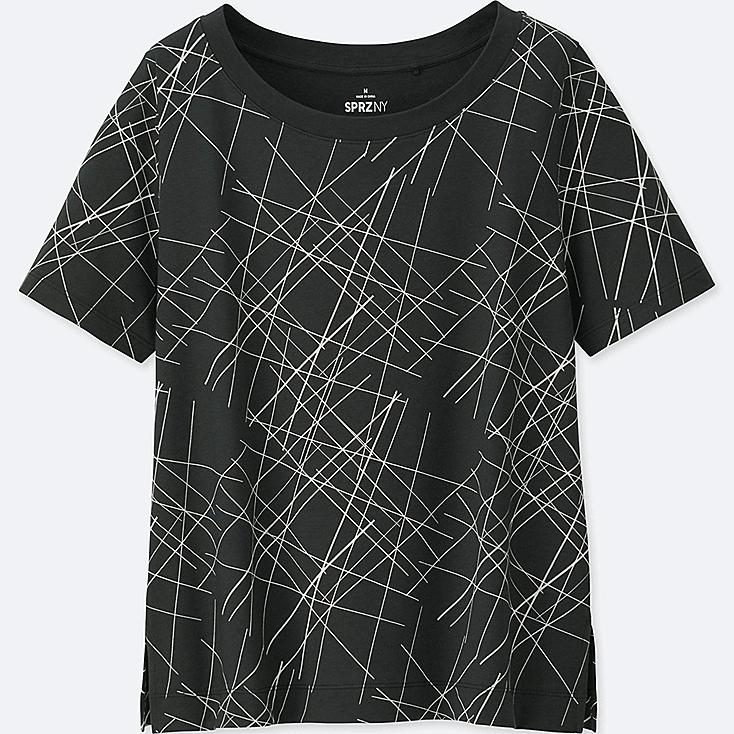 T Shirt Graphique Sprz Ny (Niko Luoma) Femme by Uniqlo