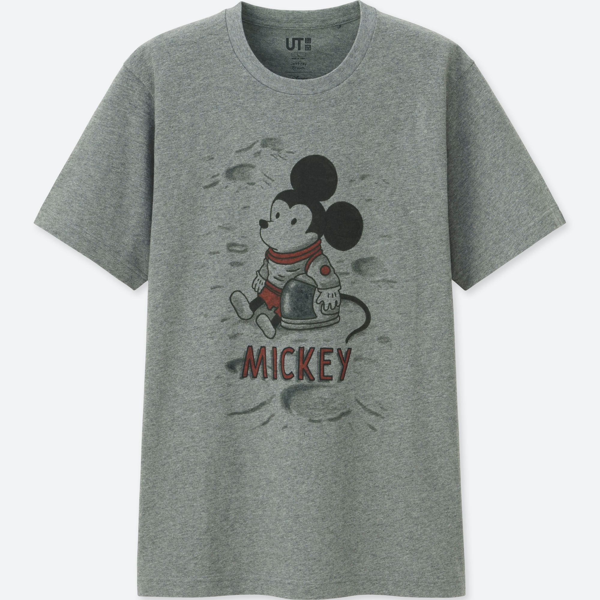 Mickey Art is the Newest and Coolest Mickey Mouse Line from UNIQLO