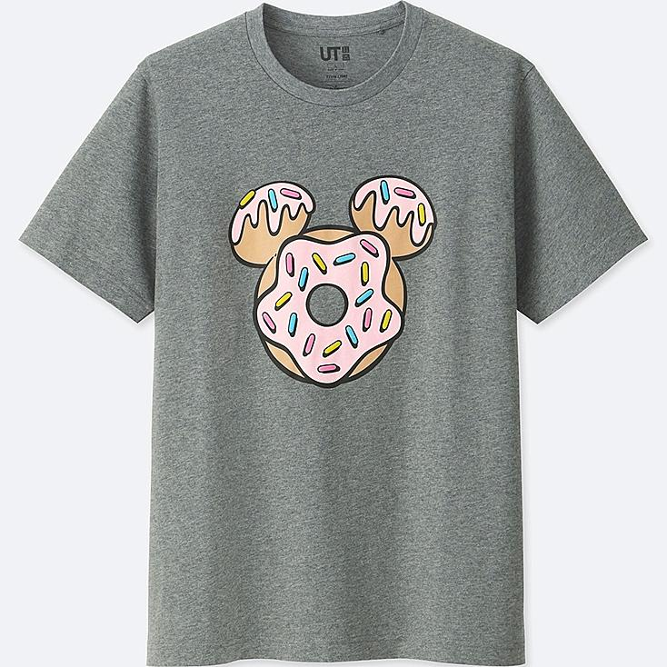 MICKEY ART SHORT-SLEEVE GRAPHIC T-SHIRT (KEVIN LYONS) | Tuggl