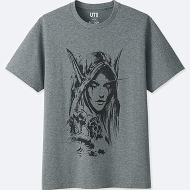 BLIZZARD ENTERTAINMENT GRAPHIC T-SHIRT (World of warcraft)