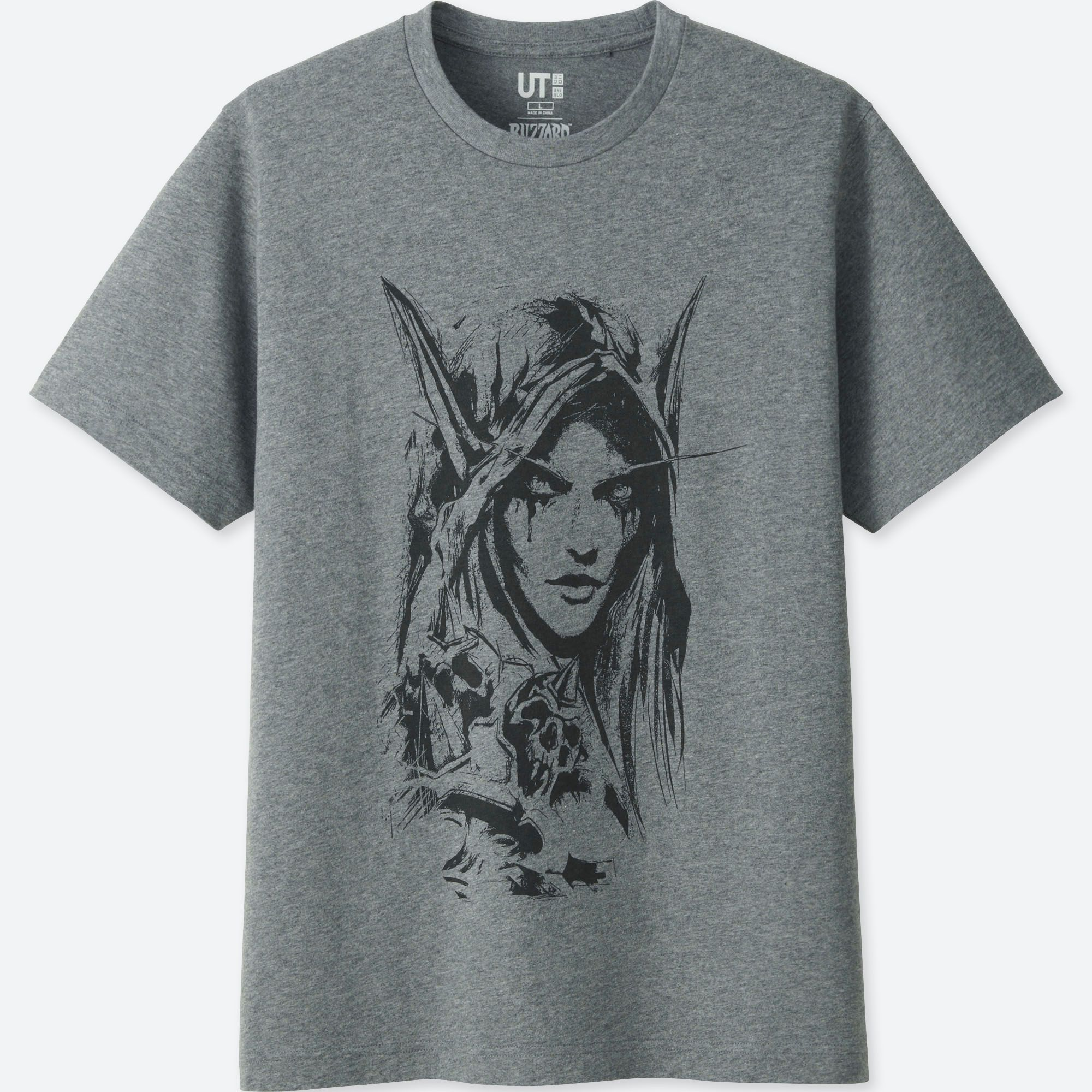 UNIQLO and Blizzard Team Up for a Magical Collection Inspired by Your Favorite Games