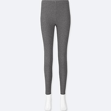 Damen Leggings (Waffeloptik)