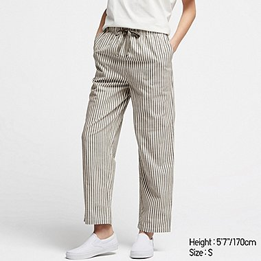 WOMEN RELAX ANKLE LENGTH TROUSERS