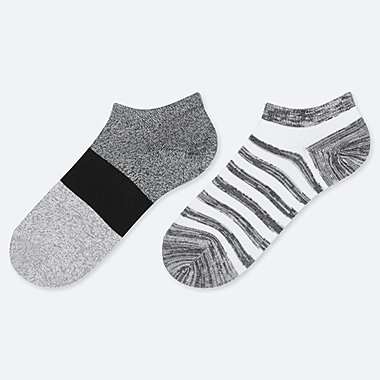 BOYS SHORT SOCKS (SET OF 2), DARK GRAY, medium