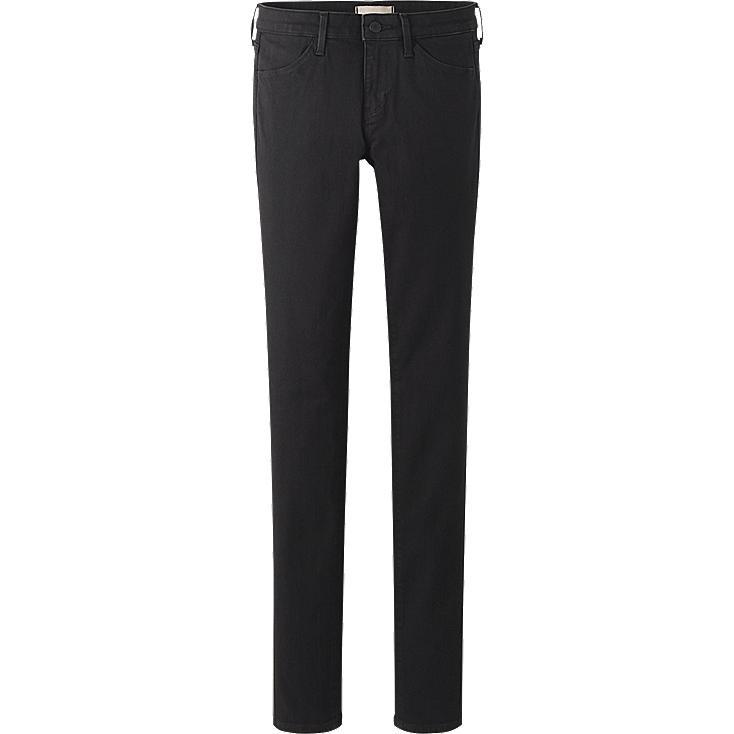 W's ultra jeans, BLACK, large