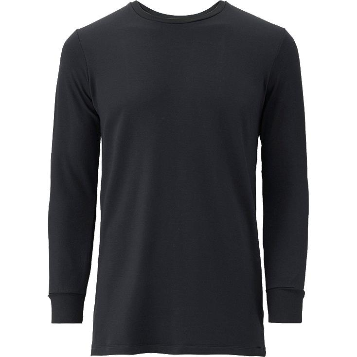 Body mapping warm L/S T-shirt with Trident logo. Snug fit but not compression tight. Light like second skin. Perfect as base layer for outdoor or under a sweater or shirt that needs an under layer for comfort.5/5(4).