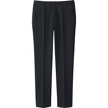 WOMEN ANKLE LENGTH PANTS, BLACK, medium