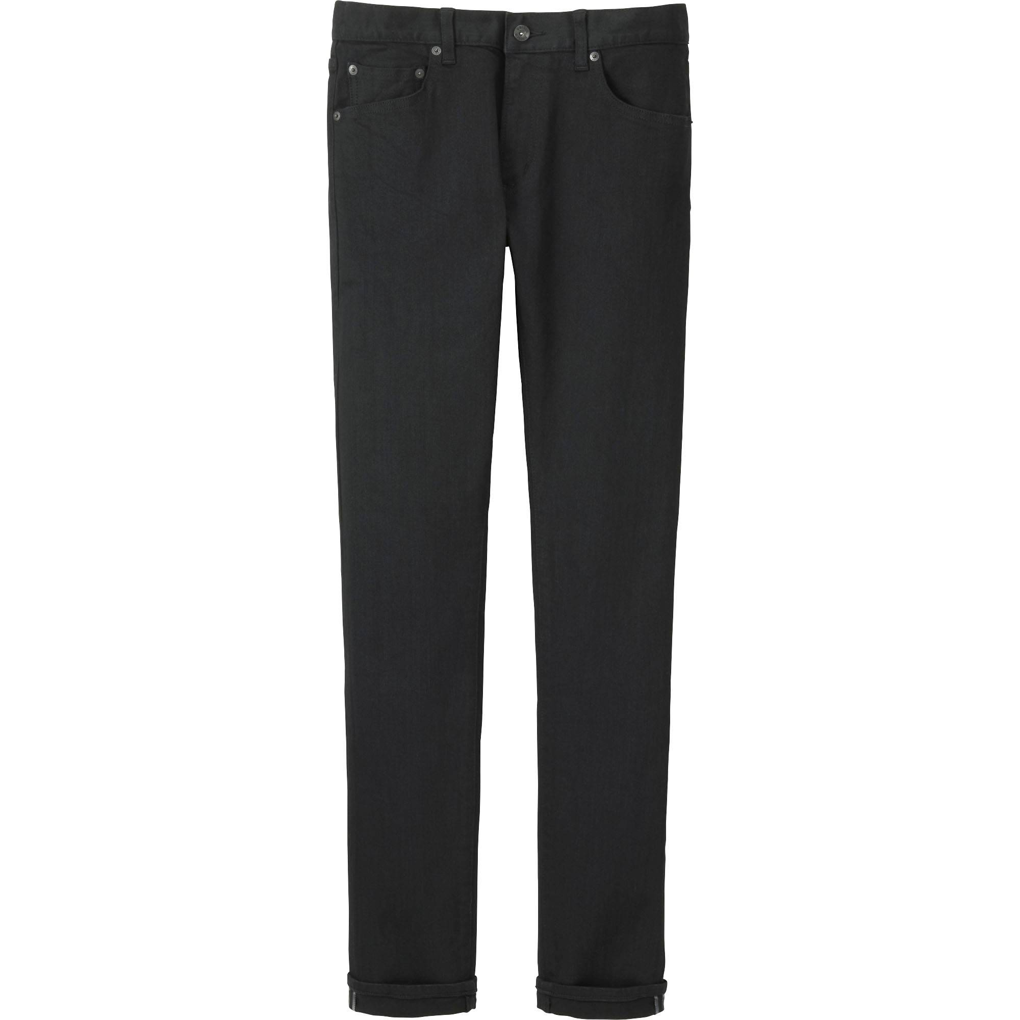 MEN STRETCH SELVEDGE SKINNY JEANS | UNIQLO US
