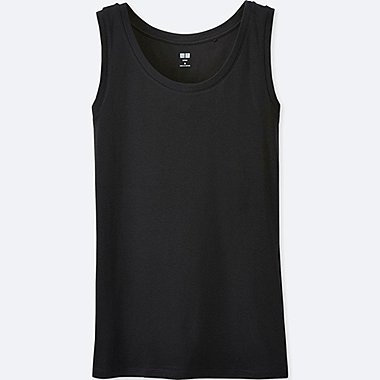 DAMEN Tank Top aus Supima Cotton