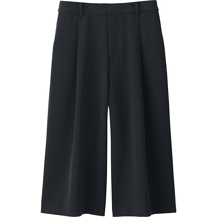 Women Draped Gaucho Pants | UNIQLO US