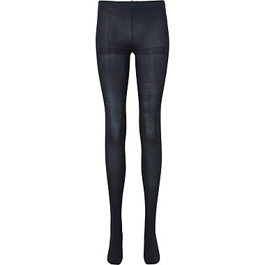 WOMEN HEATTECH TIGHTS, BLACK, medium